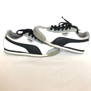 Puma shoes youth size 1